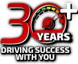 30 Years - Driving Succes With You