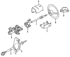 1999-2004 - Steering & Suspension