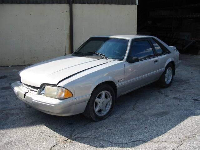 87 Hatchback Mustang 87-93 Ford Mustang Hatchback 5