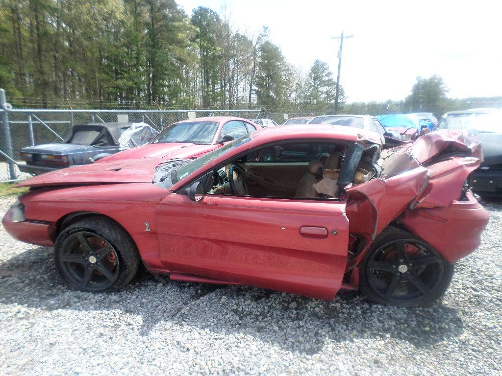 1998 Ford Mustang 4 6 Dohc T45 Manual Transmission