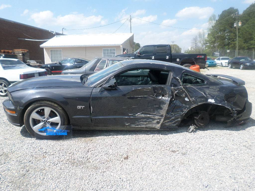 2007 ford mustang gt 4 6 automatic transmission