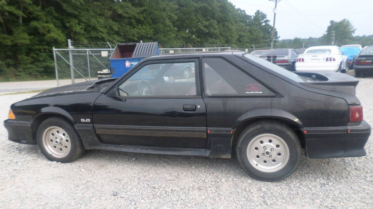 1987 ford mustang hatchback 5 0 t5 transmission