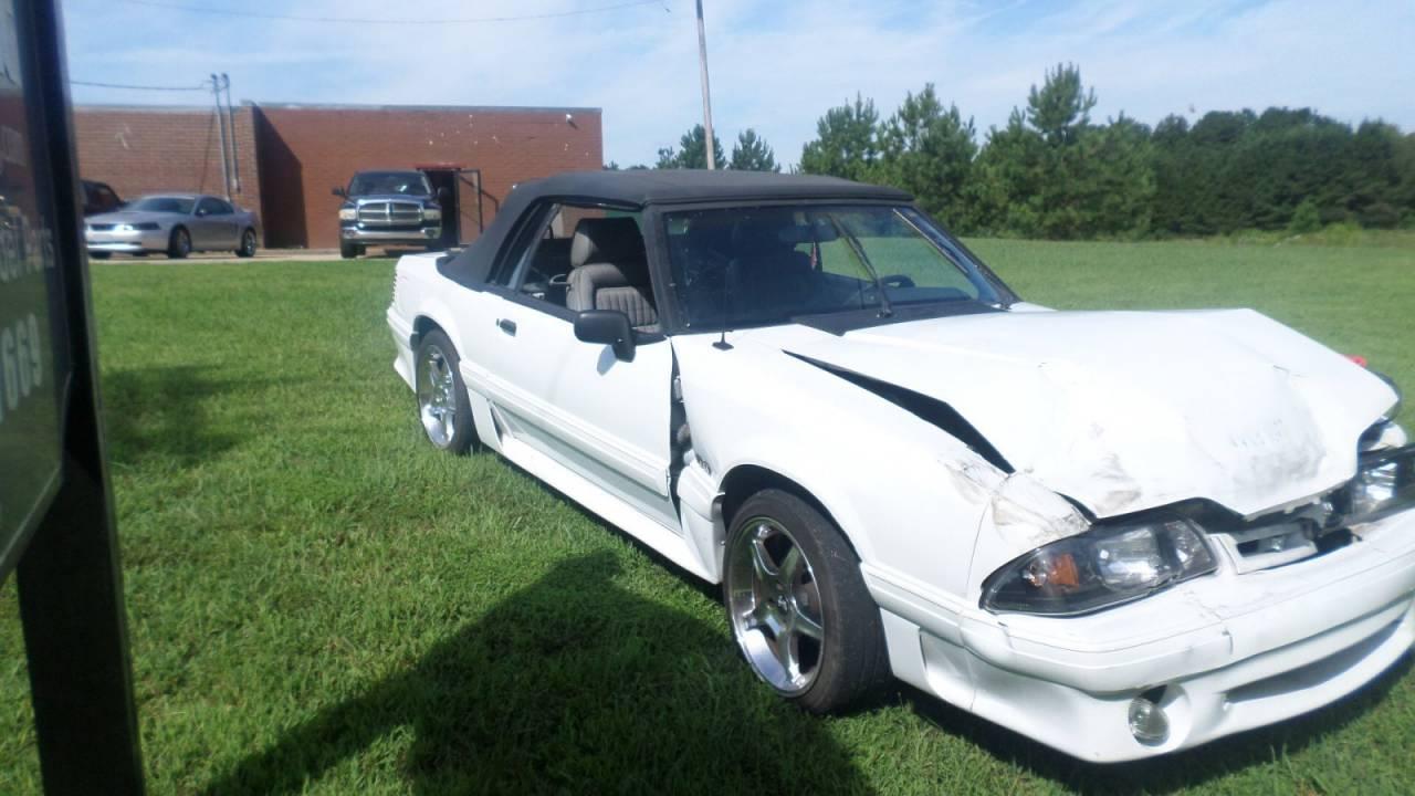 Mustang 5.0 1989 Parts