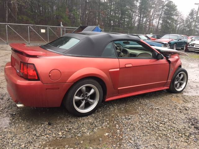 2001 ford mustang red convertible for 2001 ford mustang convertible top motor