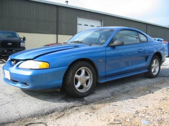 1994 5.0 5 Speed