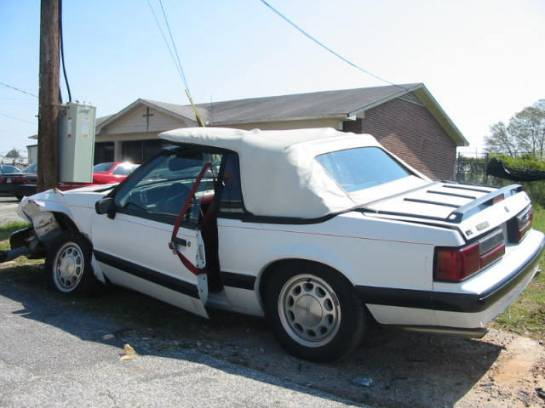 1988 Mustang 5.0 5 Speed - Image 1