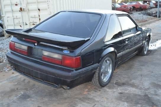 1992 Mustang Hatchback - Image 1