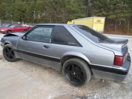1987 Mustang Hatchback - Image 1
