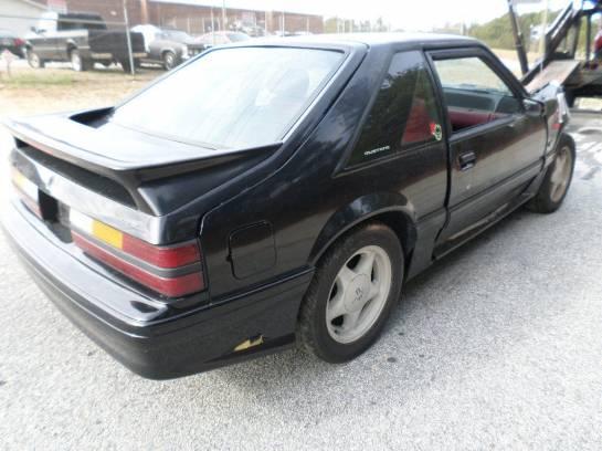1990 Mustang Hatchback - Image 1