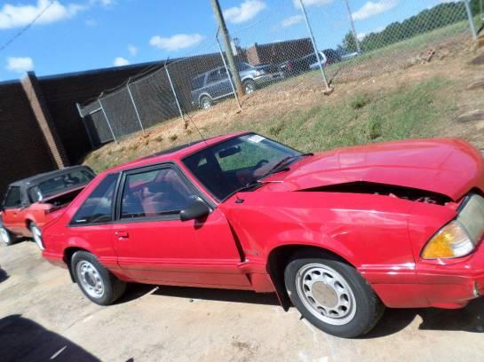 1990-1993 Mustang Hatchback - Image 1