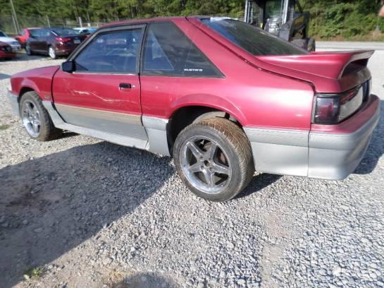 1989 Mustang Hatchback 5.0 - Image 1