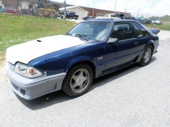 1988 Mustang Hatchback - Image 1