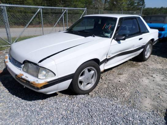 1991 Mustang Coupe - Image 1