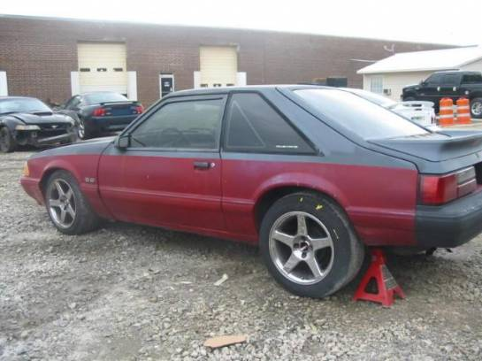 1989 Mustang Hatchback - Image 1