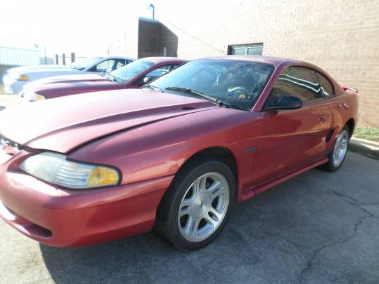 1997 GT Mustang Coupe - Image 1