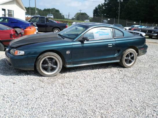 1995 GT Coupe - Image 1