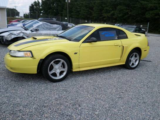 1999 Ford Mustang Coupe 4.6 SOHC  T45 Transmission - Image 1