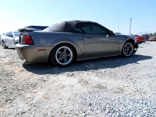 2002 GT Convertible 4.6 SOHC 4R7W - Image 1