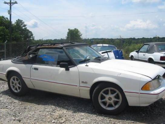 1992 Mustang Convertible - Image 1