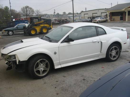 1999 Ford Mustang Coupe 4.6 SOHC T-45 Transmission - Image 1