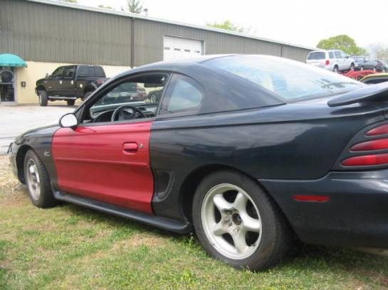 1995 Ford Mustang 5.0 HO T-45 - Multi - Image 1
