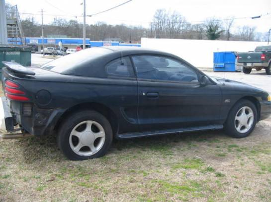 1995 Ford Mustang 5.0 Automatic - Black - Image 1