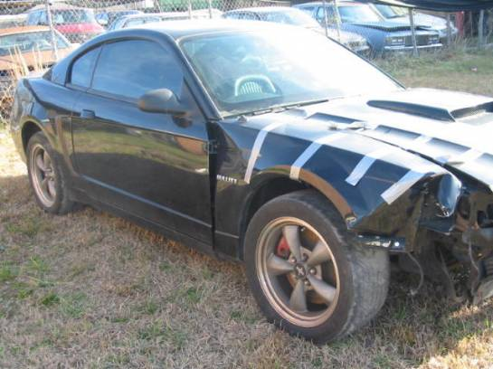 2001 Ford Mustang 4.6 SOHC T3650 - Image 1