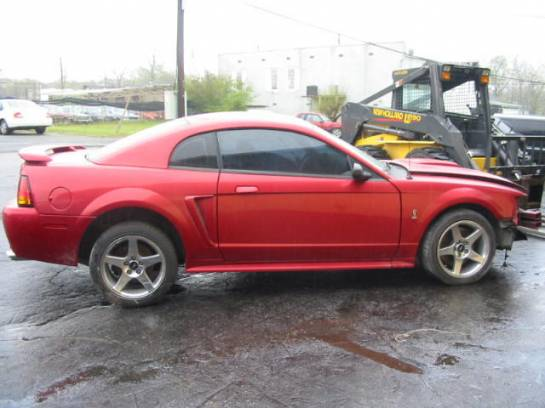 2001 Ford Mustang Cobra 4.6 4V 3650 Transmission - Image 1