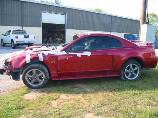 2000 Ford Mustang Coupe 4.6 SOHC T3650 - Image 1