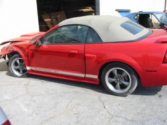 2003  Ford Mustang 4.6 5 AOD-E - Image 1