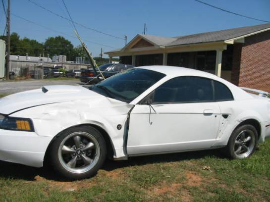 2004 Ford Mustang 4.6 - Image 1