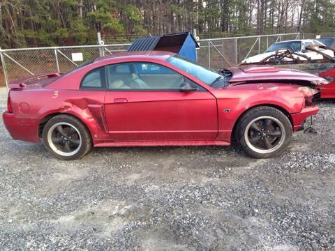 2002 Ford Mustang GT - Image 1