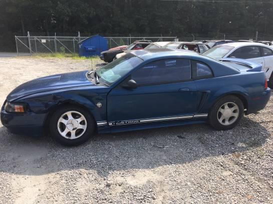 1999 Ford Mustang 3.8 Manual