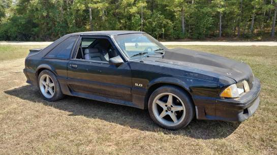 1990 Ford Mustang GT - hatch - Image 1