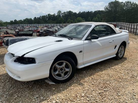 1995 Ford Mustang 5.0 Convertible - Image 1