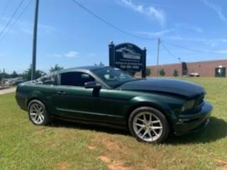 2008 Ford Mustang BULLITT - Image 1