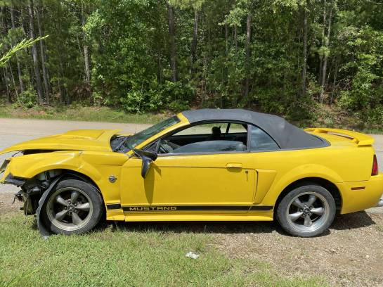 2004 Ford Mustang GT Convertible - Image 1