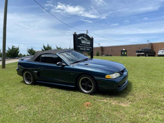 1994 Ford Mustang Convertible 5.0 - Image 1