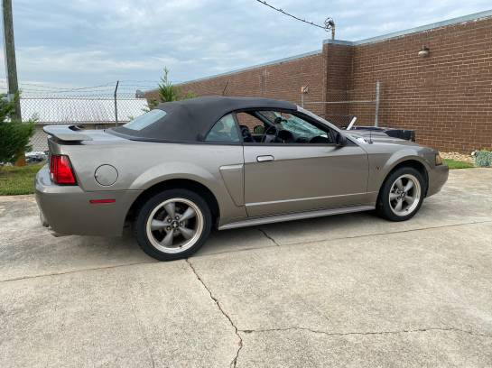 2002 FORD MUSTANG 4.6 AUTOMATIC CONVERTIBLE - Image 1