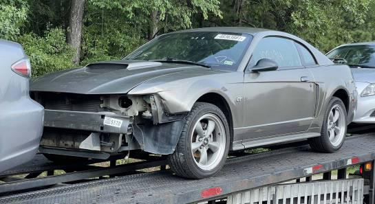 2001 Ford Mustang GT Coupe - Image 1