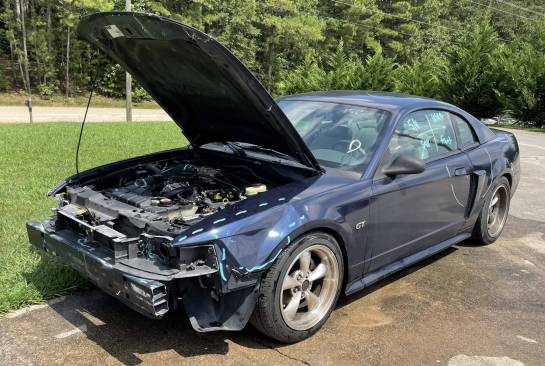 2002 Ford Mustang GT Manual - Image 1