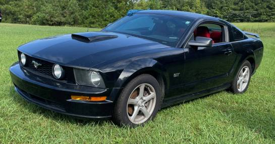 2007 Ford Mustang GT - Image 1
