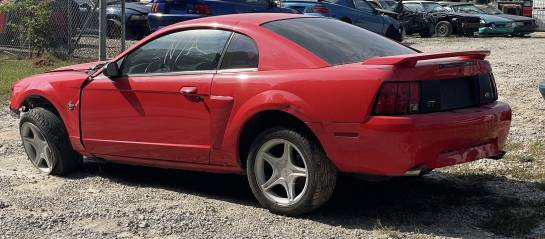 1999 Ford Mustang GT - 35th Anniversary - Image 1