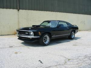 1964-1973 Mustang Gallery Cover