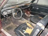 1965 Ford Mustang 289 V8 - Maroon