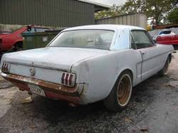 1965 Ford Mustang 93 GT 5.0 302 - Gray - Image 2