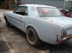 1965 Ford Mustang 93 GT 5.0 302 - Gray - Image 3