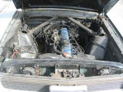 1965 Ford Mustang Inline 6 - Primer