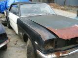 1966 Ford Mustang 289 V8 - Blue