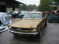 1966 Ford Mustang 289 - Gold - Image 5